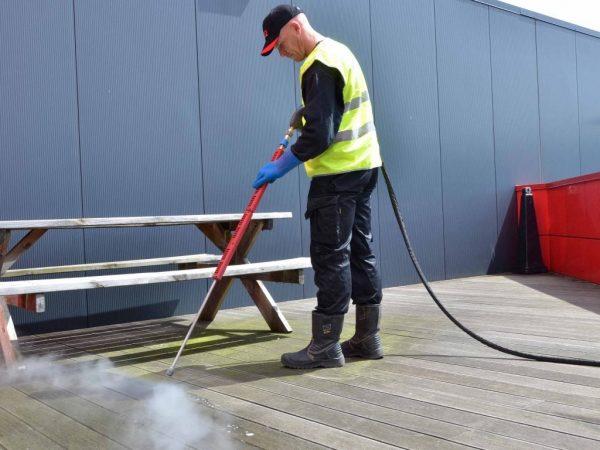 Hogedruk Cleaning - GreenKiller M - Hogedruk Unit voor variërende reiniging.